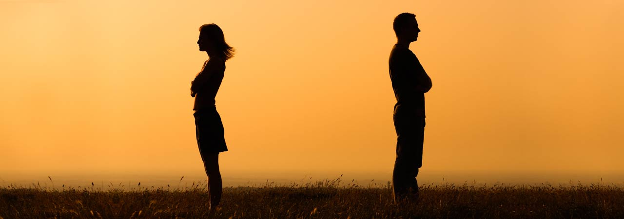 OHM can help you get your life back on track after a divorce or relationship breakdown